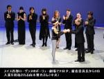 ローザンヌ国際バレエ3位入賞(朝日)1