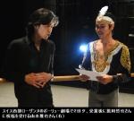 ローザンヌ国際バレエ3位入賞(朝日)2