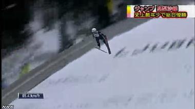 高梨沙羅、スキージャンプW杯12