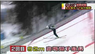 高梨沙羅、スキージャンプW杯15