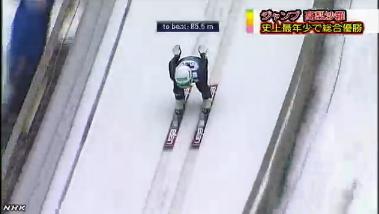 高梨沙羅、スキージャンプW杯5