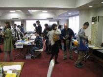 鯨グッズ展2012年_関口圭子博士(鯨研究家)3