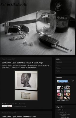 Kelvin Okafor - Blog