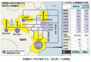 検証・大震災_福島・いわき市民と避難者「被災者帰れ」(毎日)5