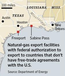 米オバマ政権、日本への天然ガス輸出認可2