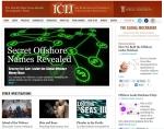ICIJのHPの画像