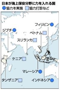 南シナ海波高し_求む日本の巡視船2
