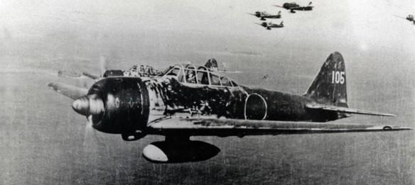 零戦~搭乗員たちが見つめた太平洋戦争~(ゼロ戦の画像)