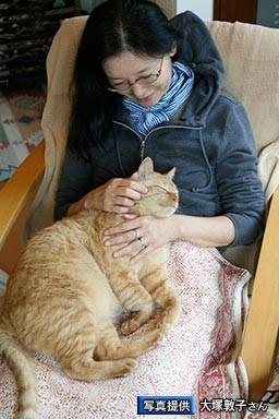 原発と、猫の「福ちゃん」の物語7