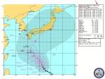 米国海軍・台風進路予想(NRL Tropical Cyclone Page) Warning#20 202100