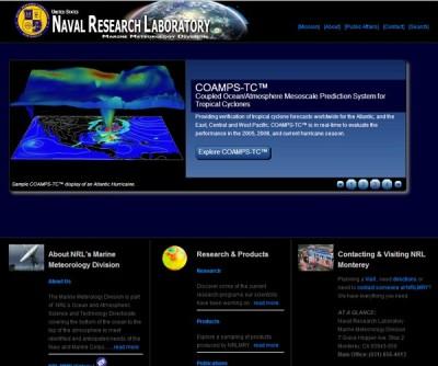 米国海軍研究試験所(NRL=Naval Research Laboratory)