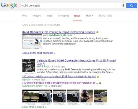 グーグル・ニュース英語版検索結果_SolidConepts