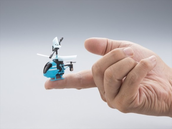 世界最小のラジコンヘリ「ピコファルコン」(PICO-FALCON)_画像1