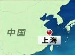 中国・上海(地図小)