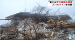 富士山・大雪崩でスバルライン分断_被害状況画像05