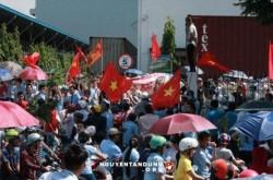 ベトナム南部の工業団地で反中デモが多発(日刊ベトナムニュース2014-05-14)1
