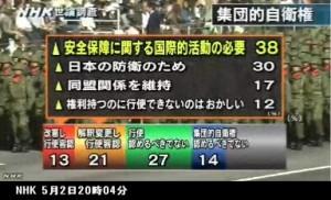 世論調査_集団的自衛権行使の賛否は_NHKニュース5月2日_画像07