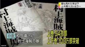 ことし上半期のベストセラー_2014年_NHKニュース6月1日_画像5