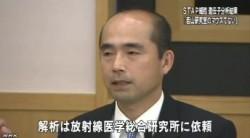 分析結果、STAPの存在否定<若山教授・記者会見>NHKニュース2014年6月16日_画像06