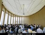 坂茂さん設計の「紙の教会」_画像