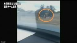 米 警察官が女性殴る映像に波紋_NHKニュース2014年7月5日_画像03