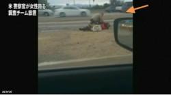 米 警察官が女性殴る映像に波紋_NHKニュース2014年7月5日_画像05