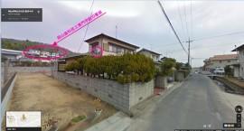 藤原容疑者の自宅_Googleストリート・ビュー_画像1