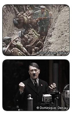 BS世界のドキュメンタリー「ヒトラー 権力掌握への道」前編 画像