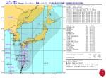 台風11号_米海軍台風進路予想_警報ナンバー37_日本時間8月7日0000時_アーカイブ画像