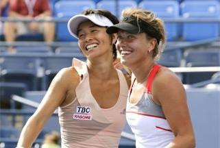 クルム伊達公子<全米オープン・テニス>ベスト4