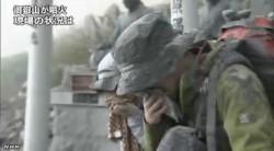 御嶽山噴火_下山者「煙が上がり 周囲はパニックに」(NHKニュース)画像2