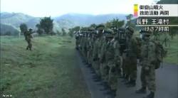 御嶽山噴火4人死亡 救助活動を再開_NHK9月29日7時24分_画像1