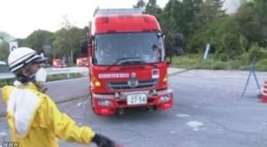 御嶽山噴火<御嶽山噴火 朝から救助活動を再開>(NHKニュース9月28日8時39分)