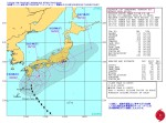 台風18号_米海軍進路予想-警報No.26(日本時間10月5日12時)