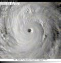 台風19号衛星写真_10月9日17時01分JST
